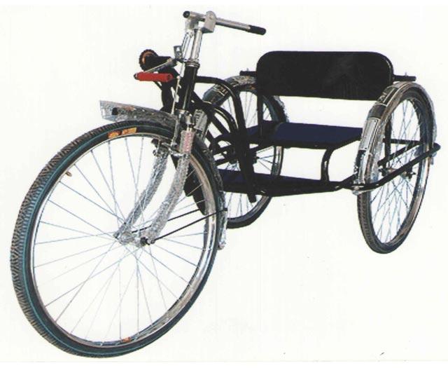 Janta Ticycle