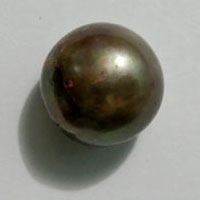 Black Pearl Gemstone