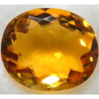 Yellow Topaz  Gemstones (03)
