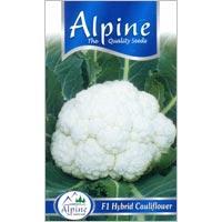 F1 Cauliflower Seeds