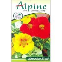 Nasturtium Mixed Flower Seeds