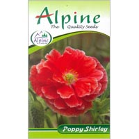 Poppy Shirley Flower Seeds