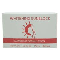 Whitening Sunblock SPF30 (30ml)