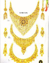 Gold Necklace Set Manufacturer, Exporter and Supplier