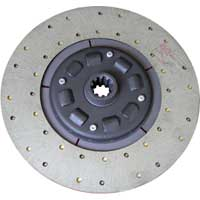 Automotive Clutch Plate (51401)
