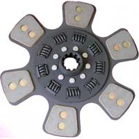 Automotive Clutch Plate (51404 GB 60)