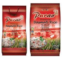 Purav Premium Basmati 5kg, 10kg & 20kg