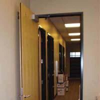 Acoustic Fire Door