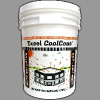 EXCEL CoolCoat High Albedo Paint
