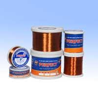 Super Enamelled Copper Wires