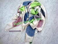 Cotton Jacquard Scarf (EC-6090-A-1)