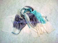 Cotton Jacquard Scarves