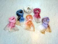 Cotton Linen Scarf (EC-4419)