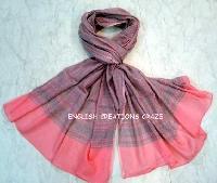 Designer Cotton Scarves (EC-7236)