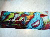Digital Animal Printed Scarves - EC-3368