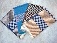 Linen Cotton Woven Scarf (EC-6082)