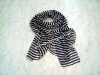 Modal stripes Stoles (EC-4094)