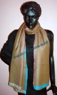 Silk Cashmere Jacquard Scarves (EC-2333)