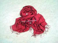 Silk Satin Reversible Scarf (EC-1040)