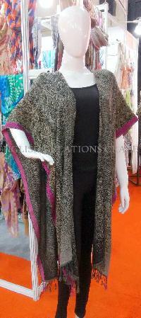 Wool Printed Kaftans (EC- 5212)