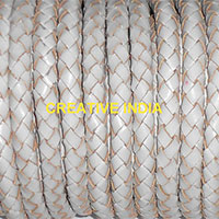 Bolo Braided Leather Cords 01