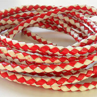 Bolo Braided Leather Cords 04