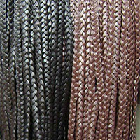 Bolo Braided Leather Cords 06