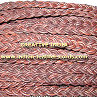 Bolo Braided Leather Cords 07