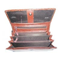 Ladies Leather Clutch Purse (2890)