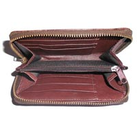 Ladies Leather Clutch Purse (2896)