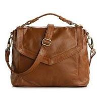 Ladies Leather Handbag 03