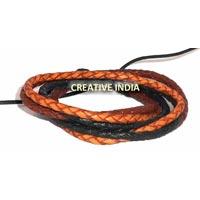 Leather Bracelet 04