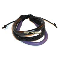Leather Bracelet 06