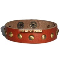 Leather Bracelet 09