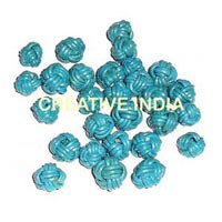 Leather Braided Bead (RCR17)
