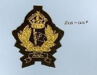 Bullion Wire Badge (ECB -1249)