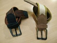 Canvas Webbing Belt 05