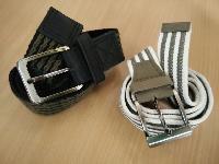 Canvas Webbing Belt 06