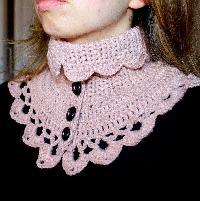 Crochet Neck 02