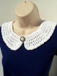 Crochet Neck 07