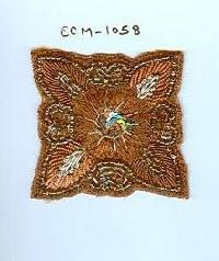 Embroidered Motif (ECM-1058)