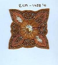 Embroidered Motif (ECM-1058 D)