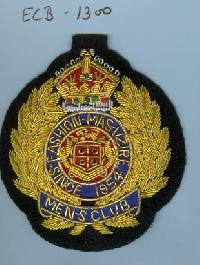 Military Wire Badge (ECB-1300)