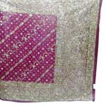 Embroidered Crepe Sarees-02