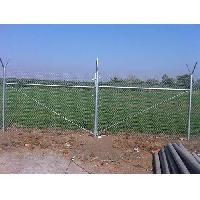 Chain Link Fencing System