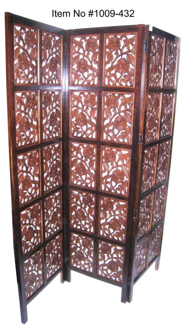 Wooden Room Divider  432