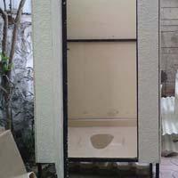 FRP Single Seater Toilet Blocks=>Economical FRP Single Seater Toilet Block