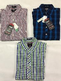 F/S Check Shirt