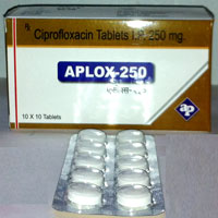 Ciprofloxacin Tablets (Aplox-250)