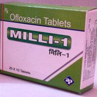 Ofloxacin Tablets (Milli-1)